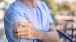 How long do you need physical therapy for after rotator cuff surgery?